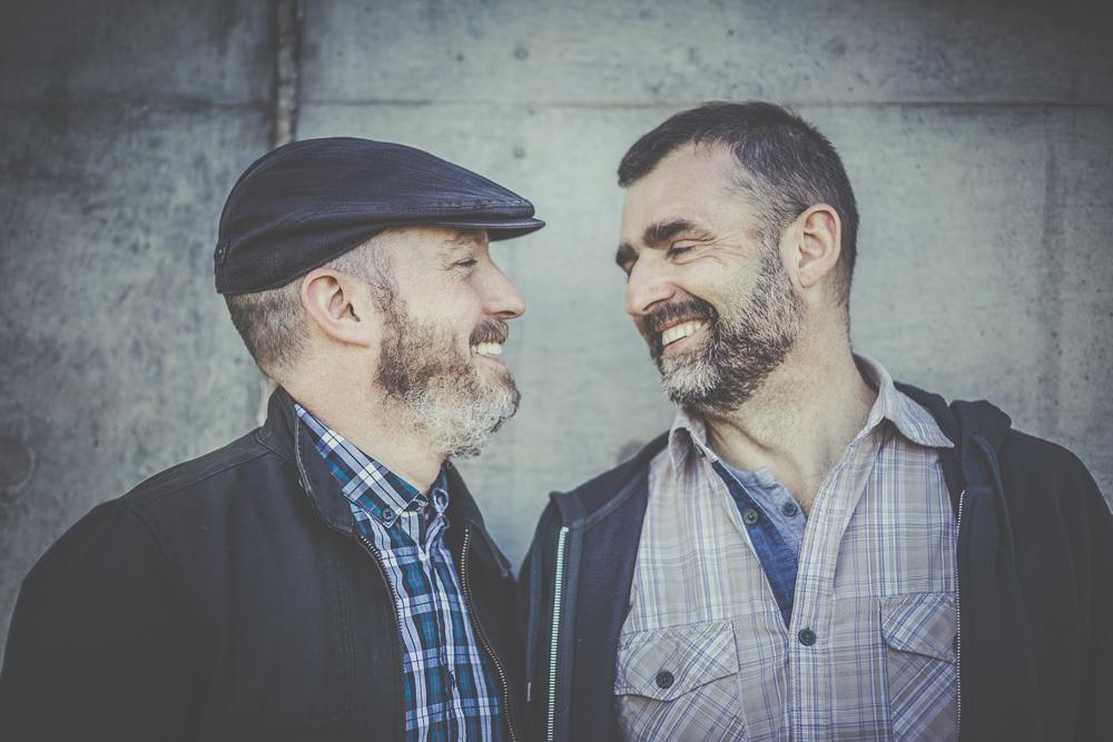 Gay Engagement Pics