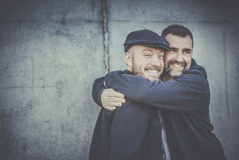 Same-sex Couple Engagement photos