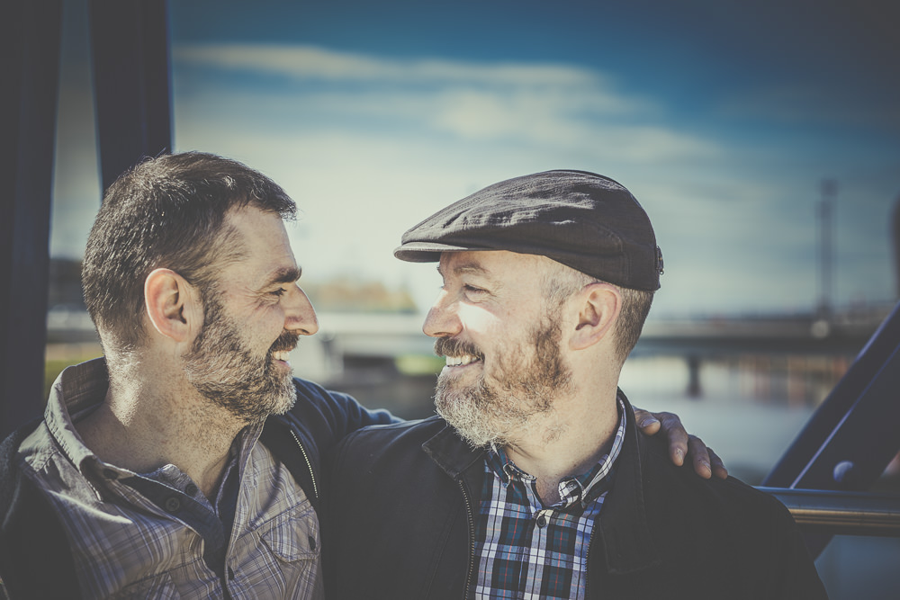 Same-sex couple Wedding Photographer
