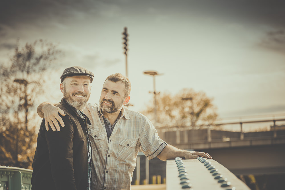 Same sex Wedding Photographers in Hampshire