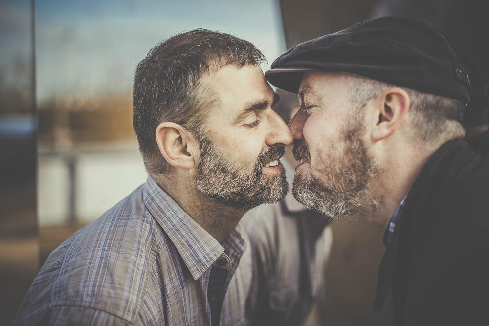 Gay Wedding Photographer in Berkshire