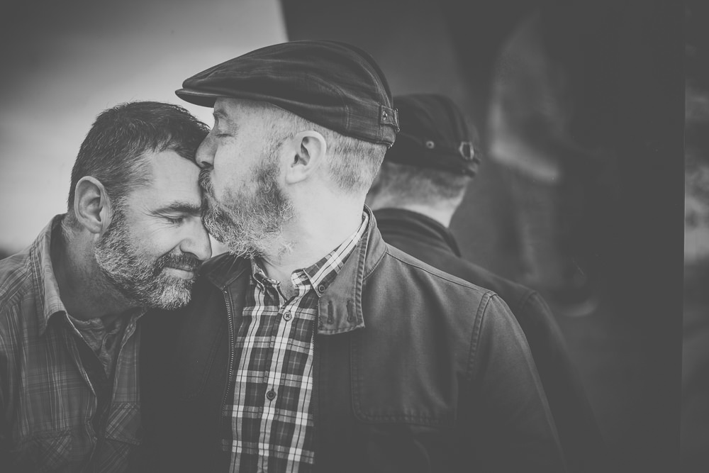 Gay Engagement Pictures