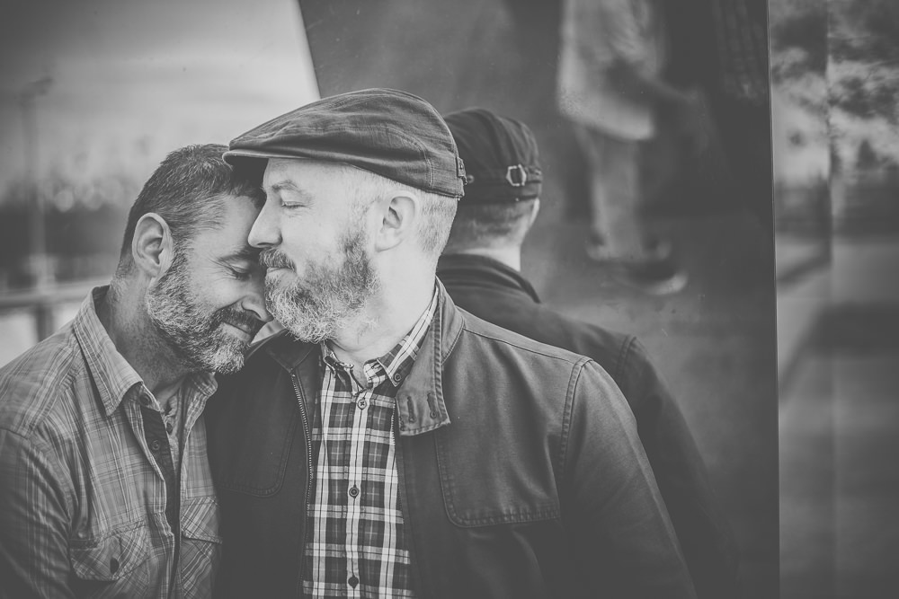 Gay Wedding Photographer in Oxforshire