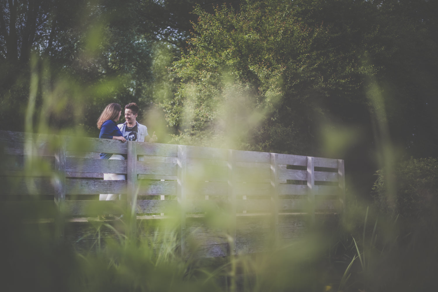 Rooksbury Mill Park Engagement Session