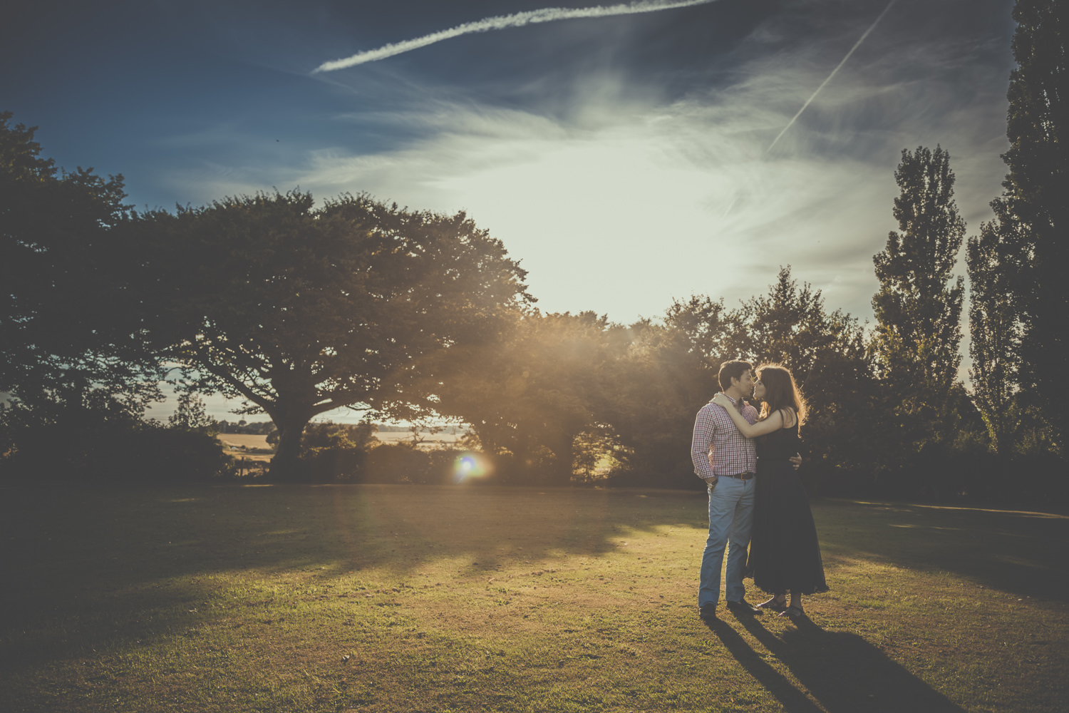 Engagement Photos in Crondall