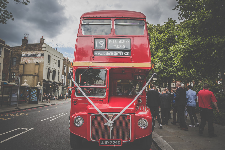Hire Vintage Bus London