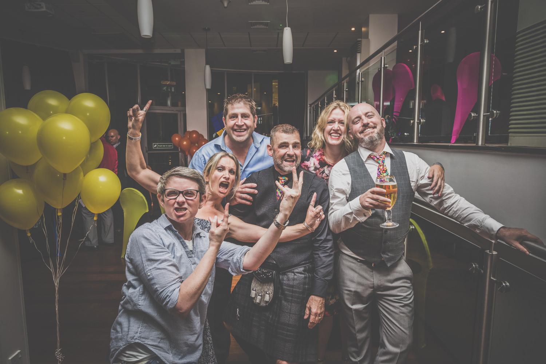 Wedding Party Photos in London