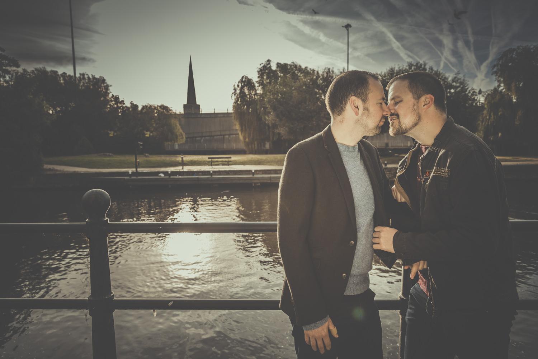 Gay Engagement