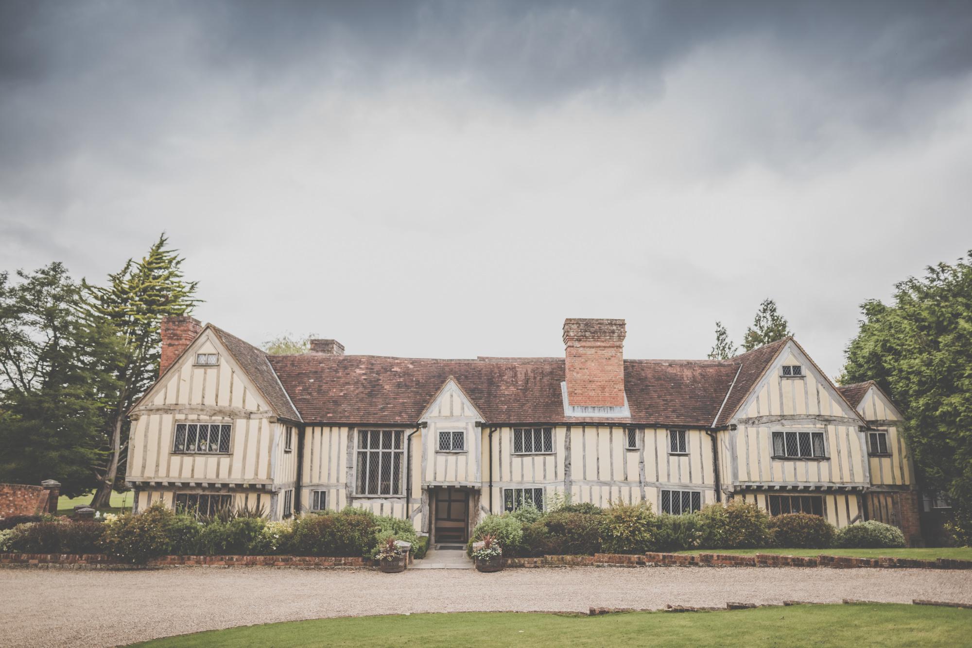 Cain Manor Wedding Venue Hampshire