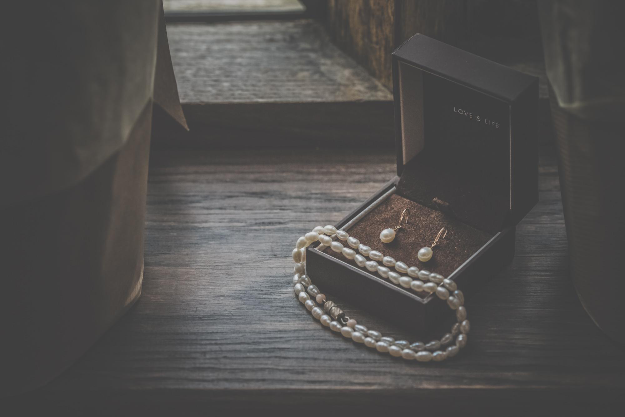 Wedding jewellery Hampshire