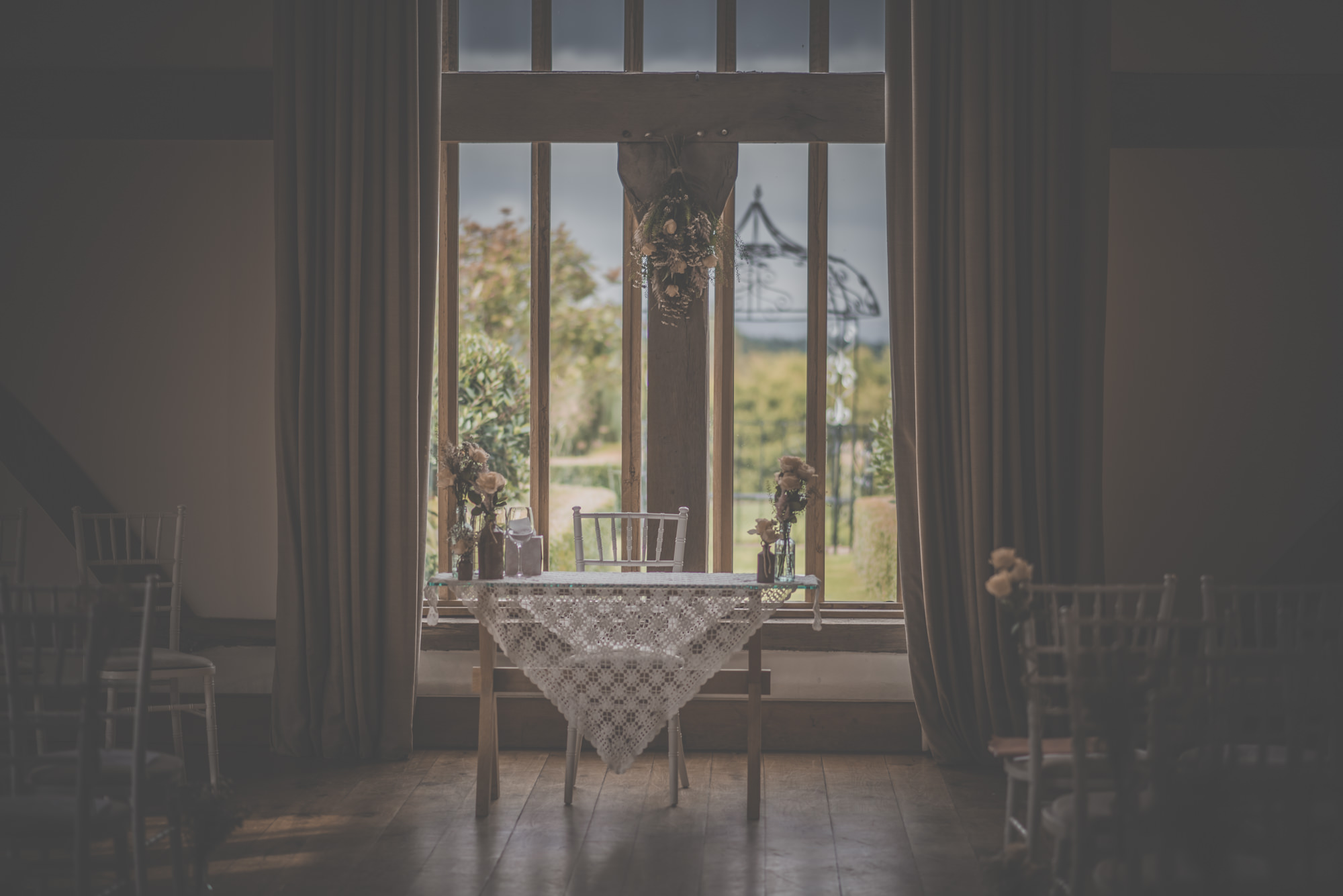 Wedding Ceremony in Cain Manor Hampshire