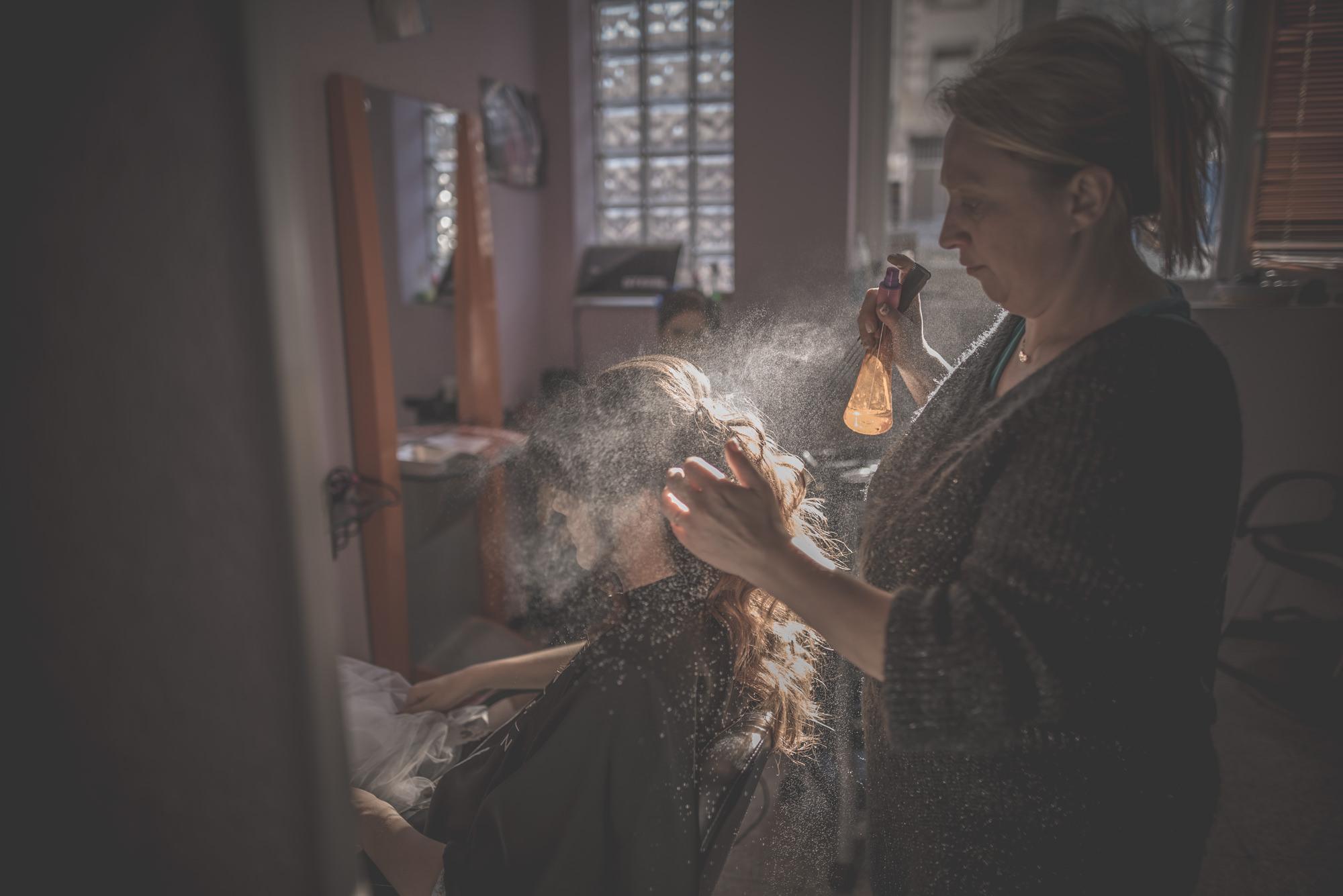 wedding hair stylist hampshire
