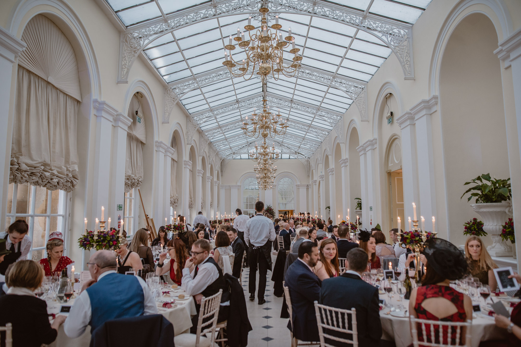 Wedding Photography at Blenheim Palace