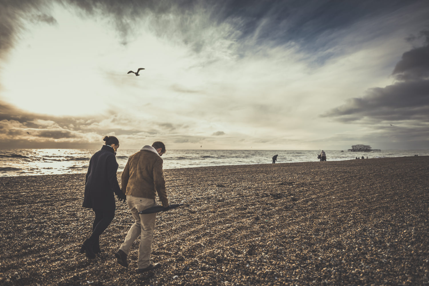 Engagement Session in Brighton