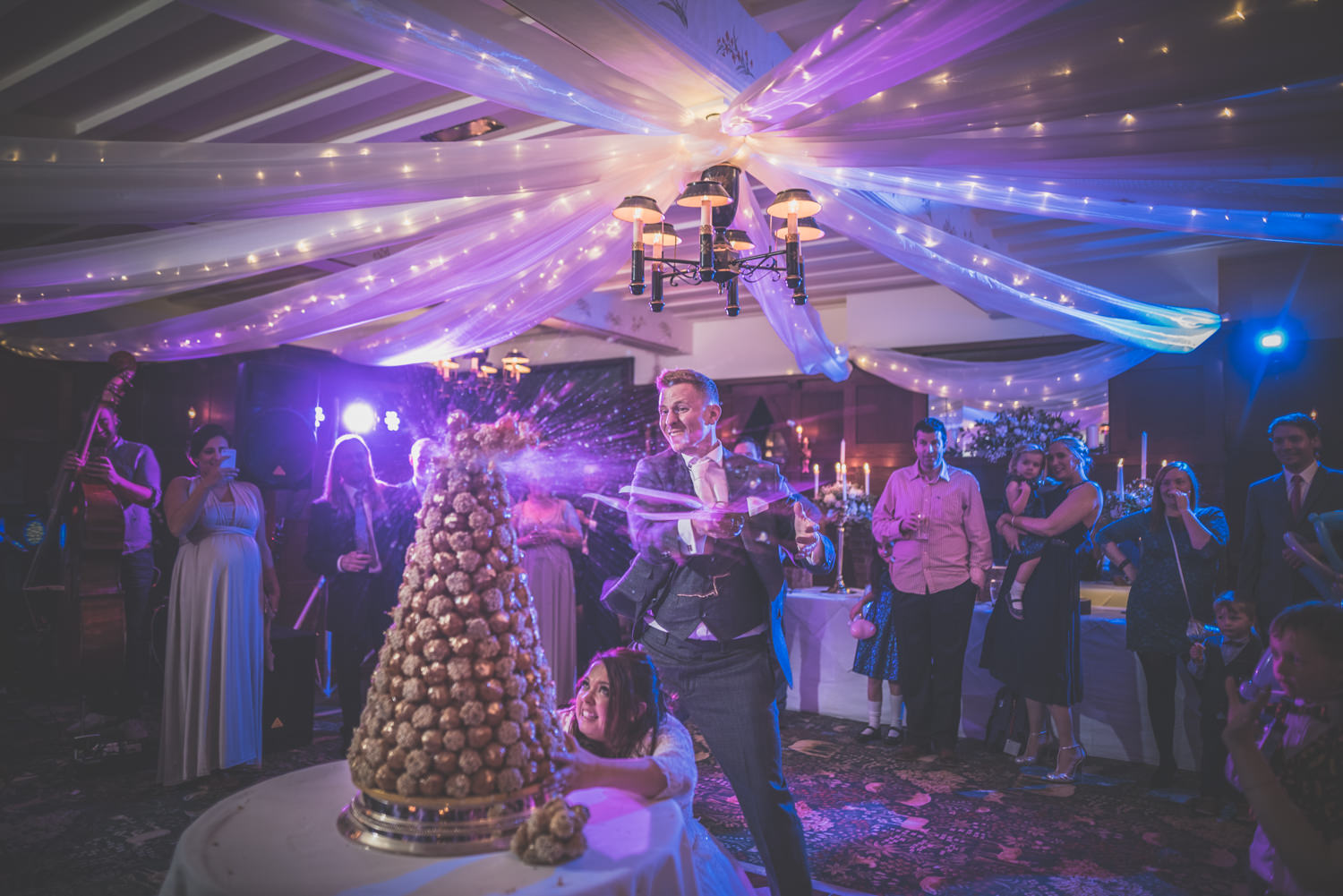Wedding at The Montagu Arms Beaulieu Hampshire