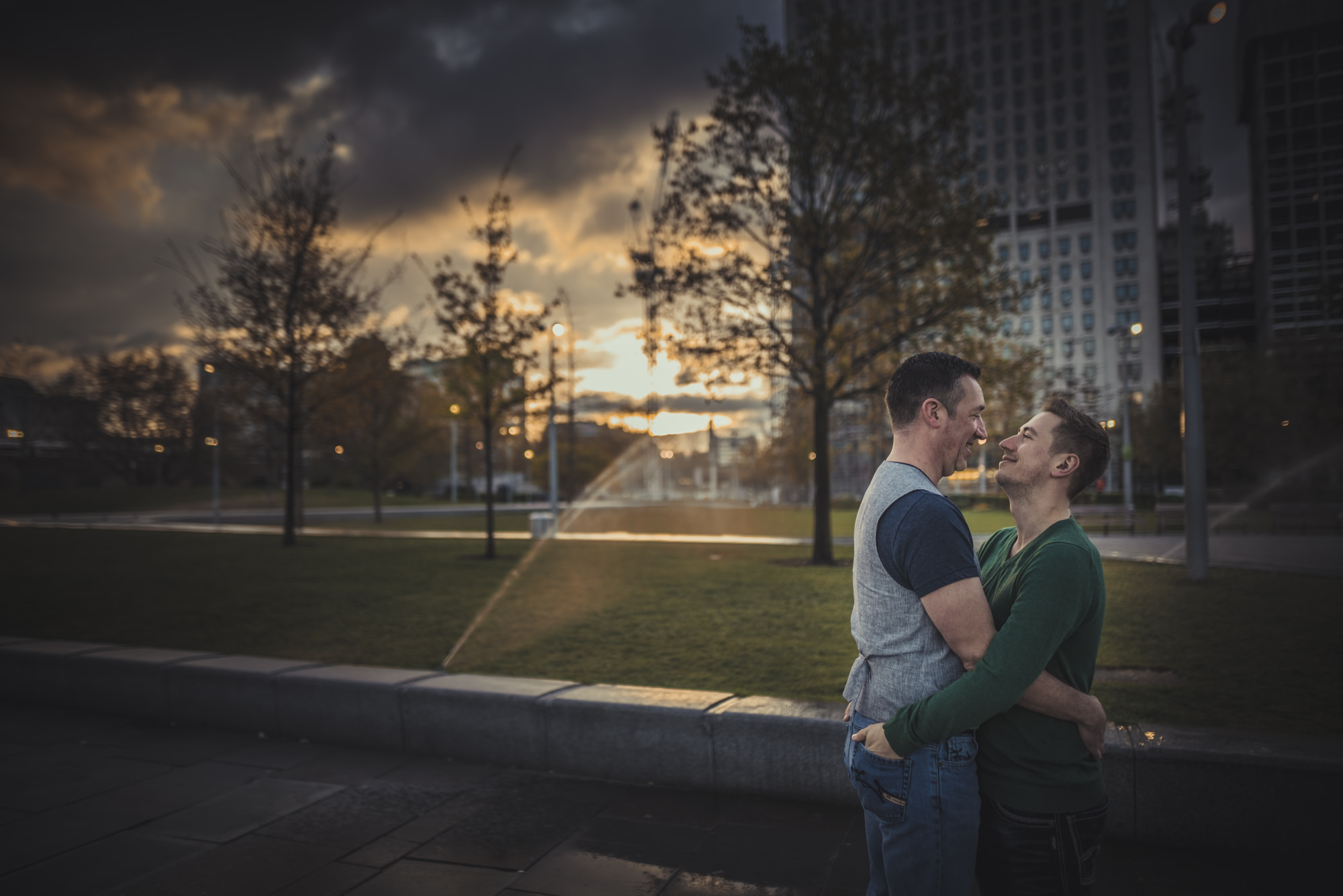 Engagement Photos in London