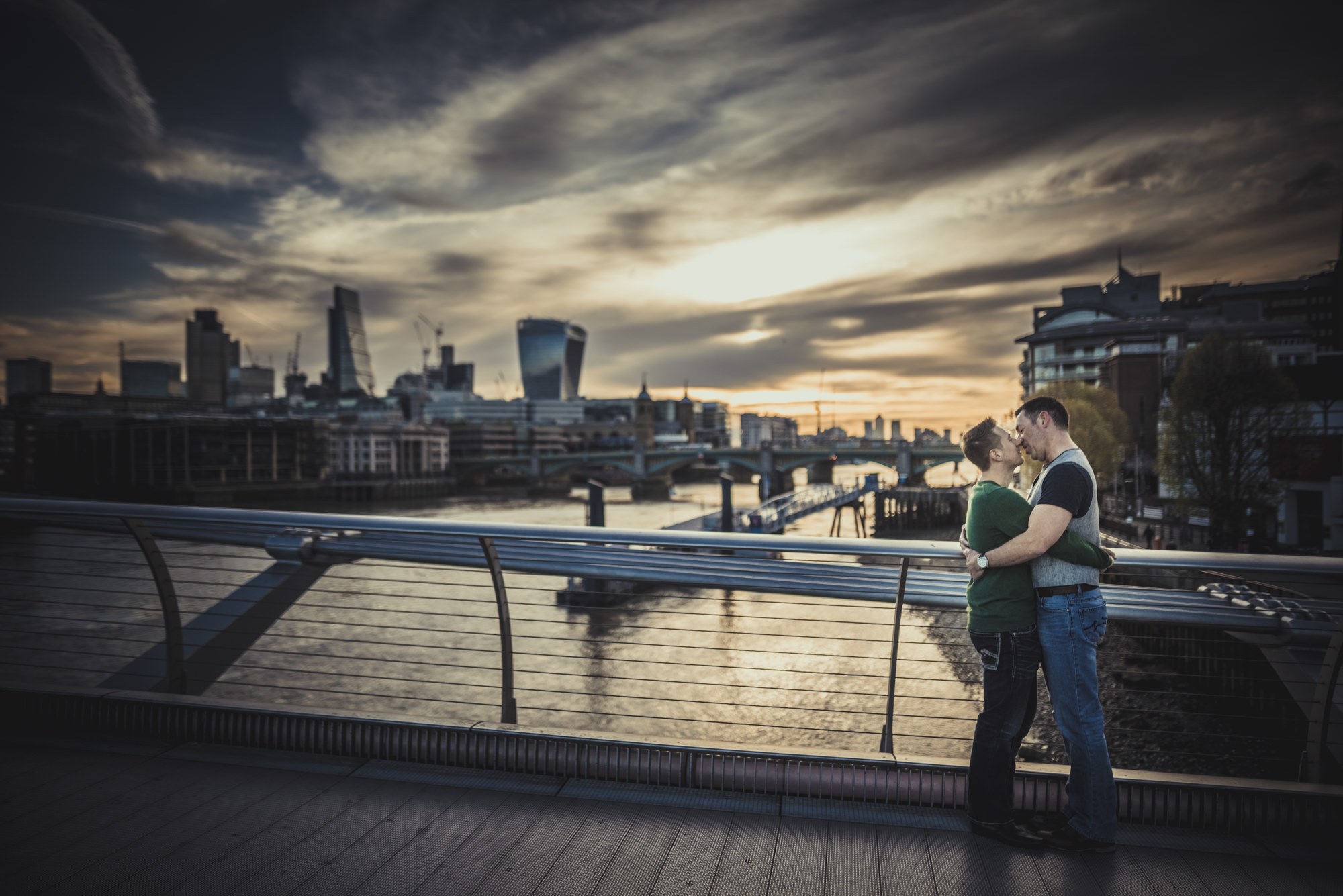 Gay Wedding Photography in London