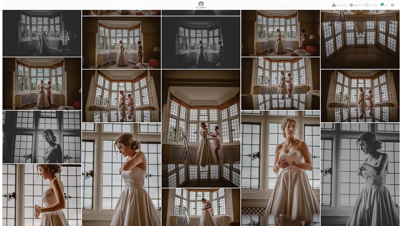 Wedding online gallery by Manu Mendoza Wedding Photography