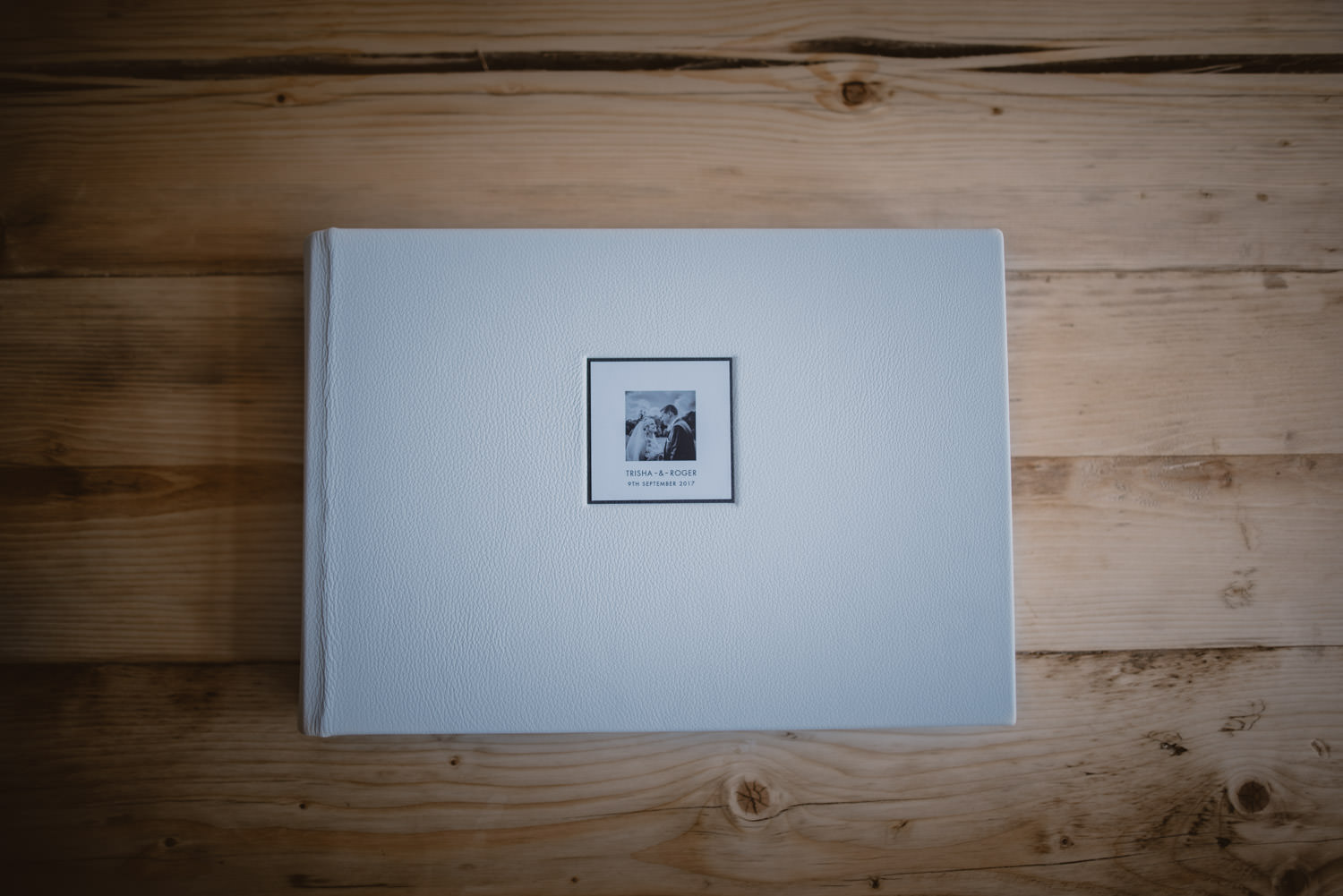 Stunning Queensberry Wedding Albums included in all my packages