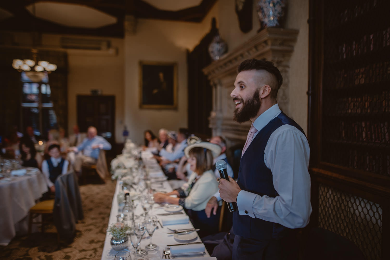 Best Man Speech The Elvetham Hotel