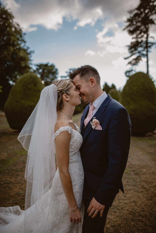 Wedding Photography in The Elvetham Hotel