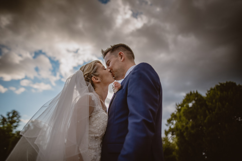 Wedding Photo in The Elvetham Hotel