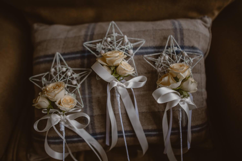 Paula Rooney Floral Designer Flower Girls bouquet