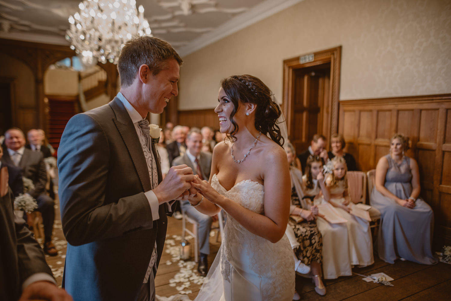 Getting Married photography