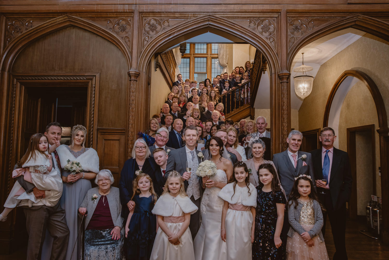 Guests Wedding Photo