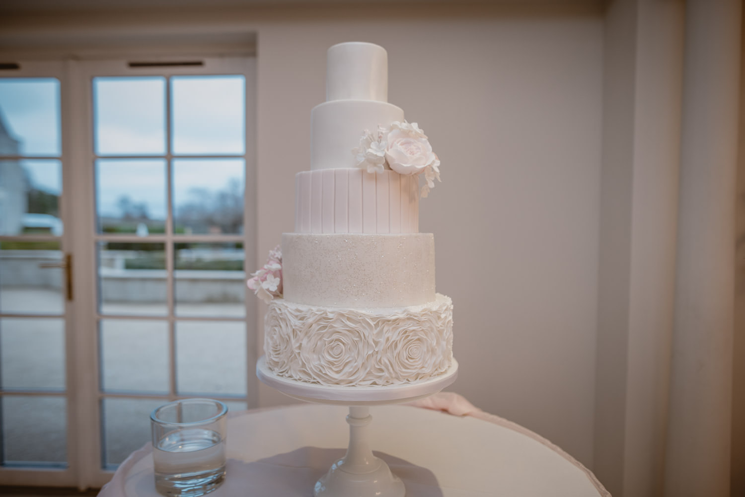 Wedding Cake by Forever Cakes Hampshire