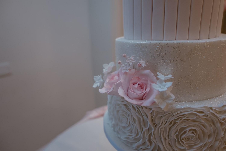 Wedding Cake flowers Forever Cakes