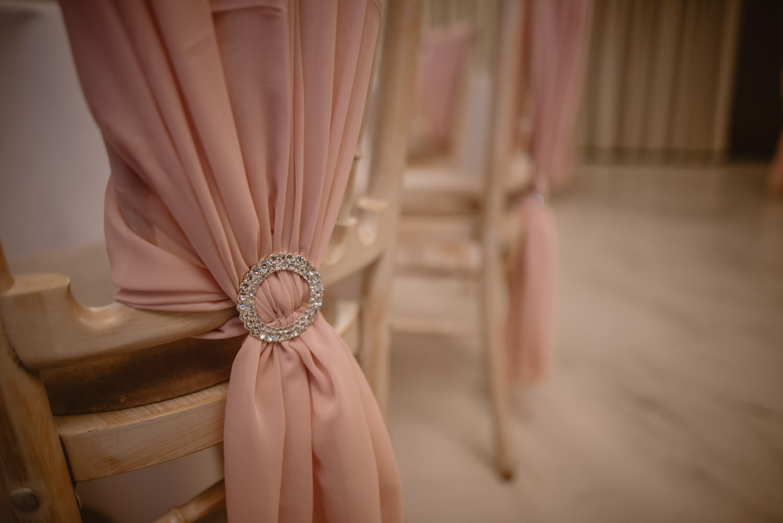 Wedding Seat Covers