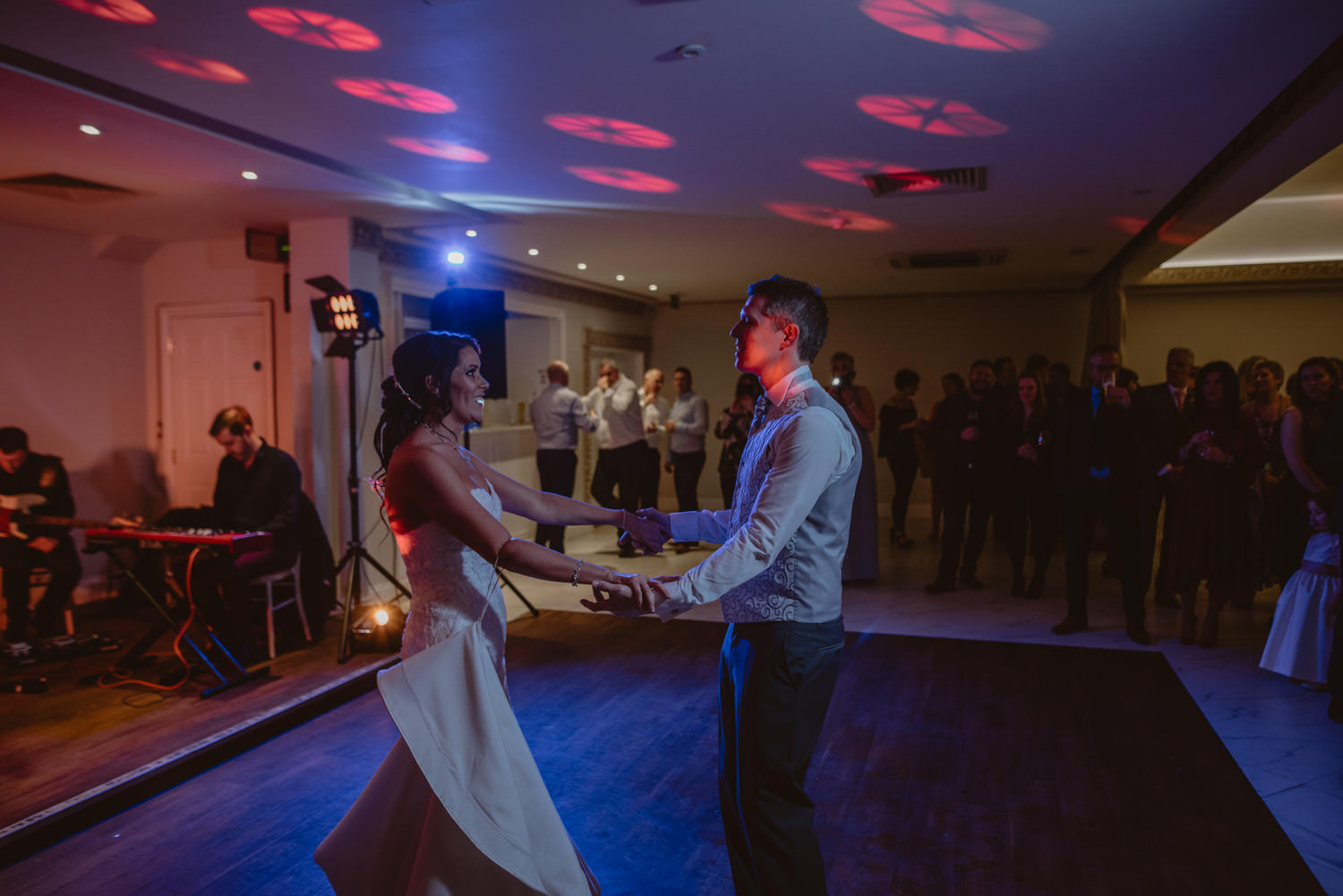 First Dance at Froyle Park Photography