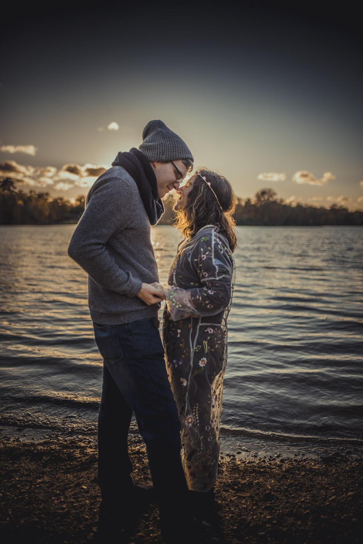 Romantic Photos at Virginia Water