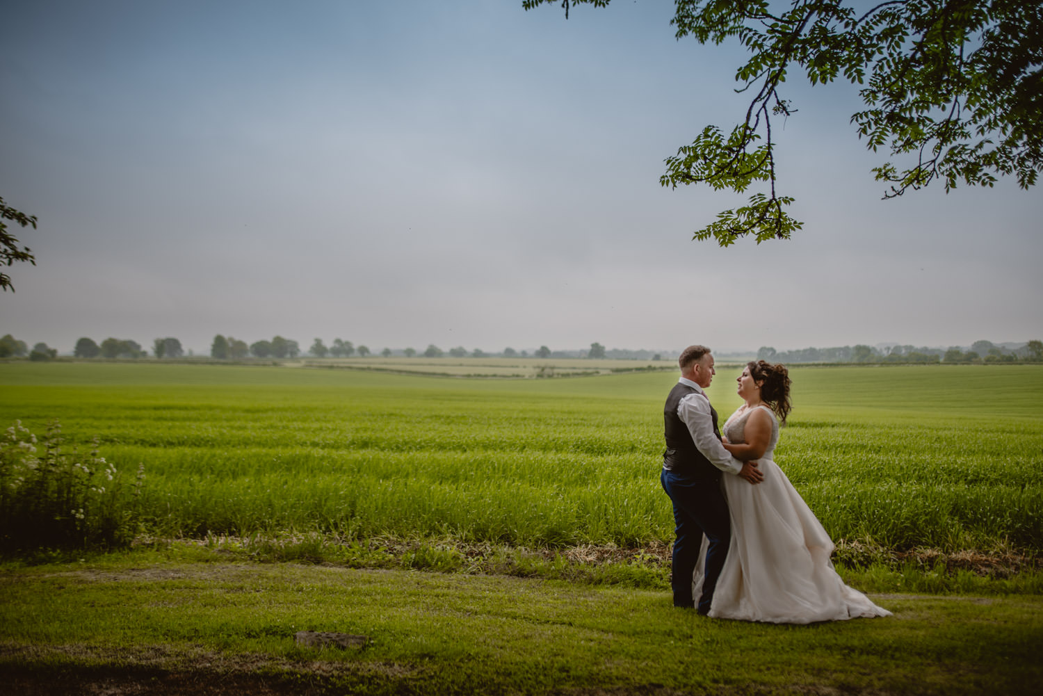 Wedding Photos at Cripps Barn Gloucestershire