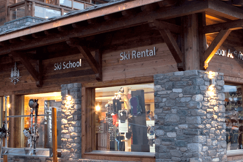 Ski Shop, Premier Alpine Centre