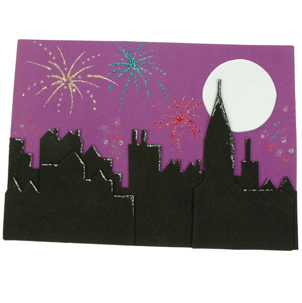 Big Ben Fireworks from Wonder Kids