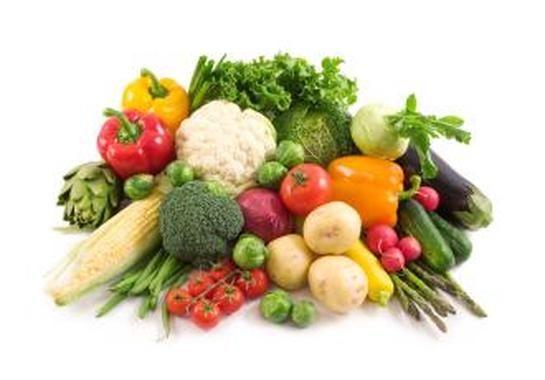 Seasonal Autumn Vegetables