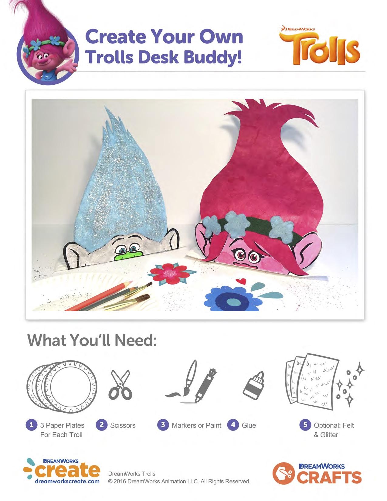 Desk Buddies from Wonder Kids