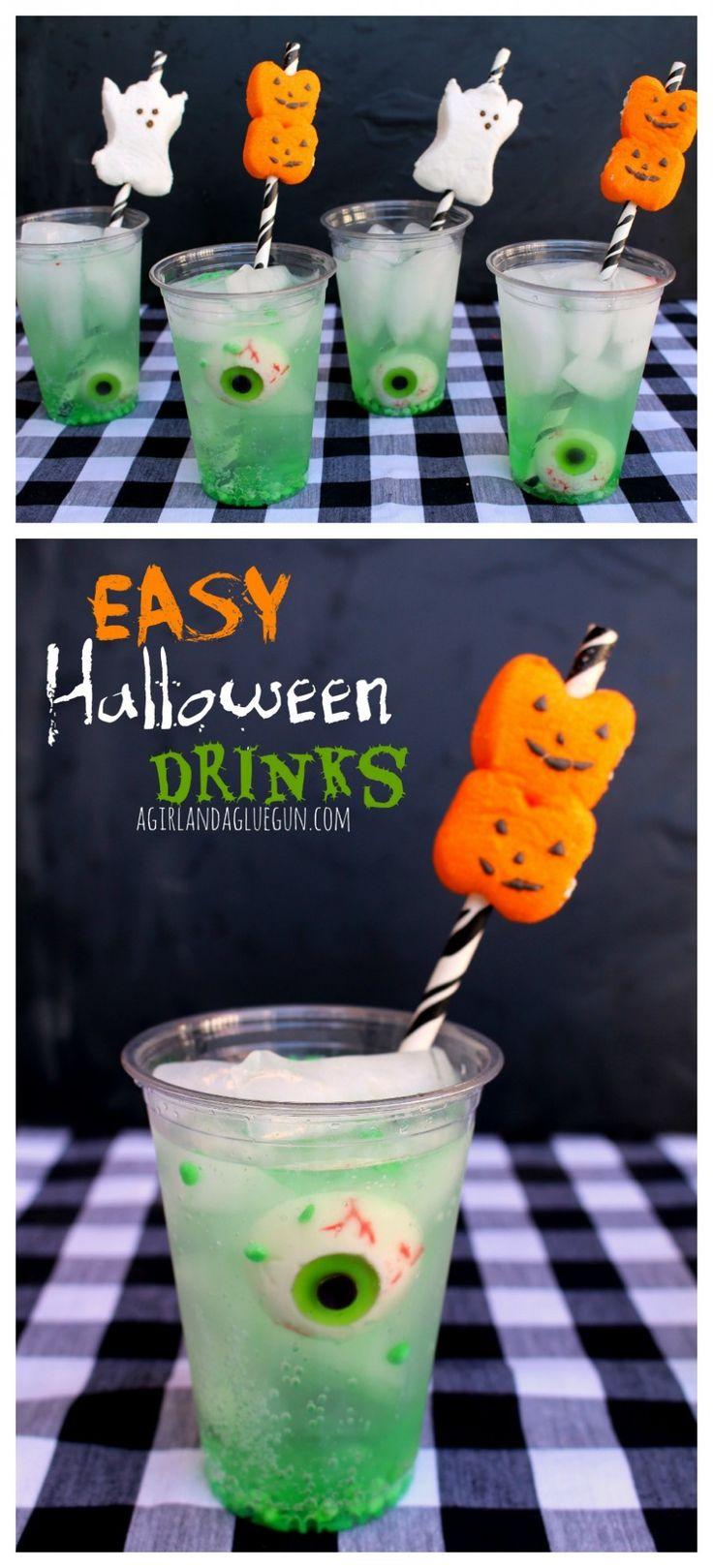Halloween Drink from Wonder Kids