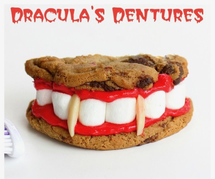 Drac Fang Biscuits