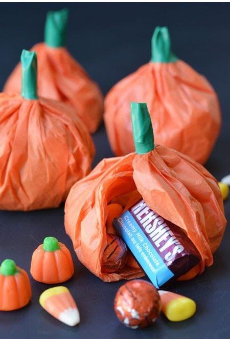 Pumpkin Favours from Wonder Kids