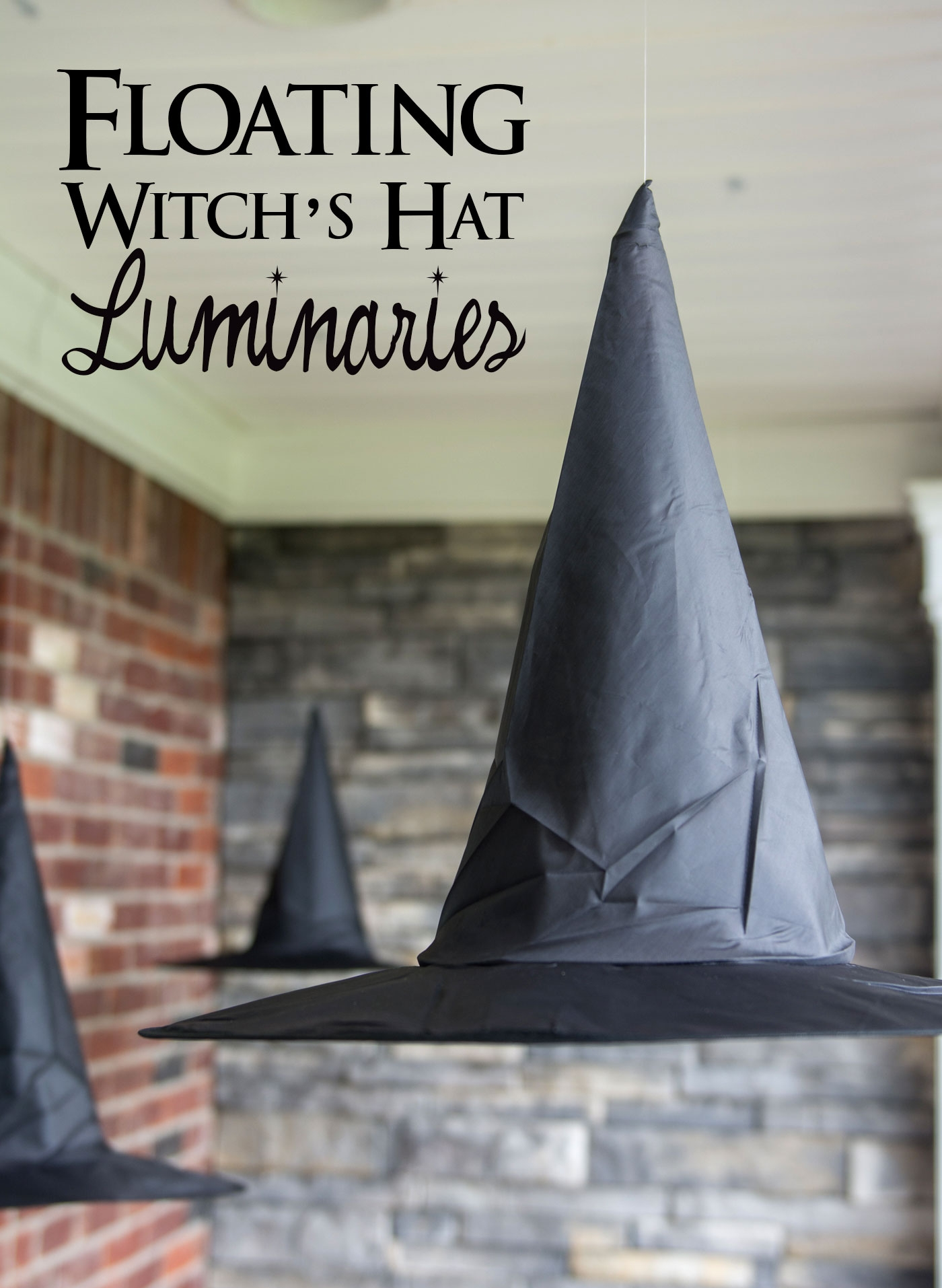 Witch hat Lights from Wonder kids