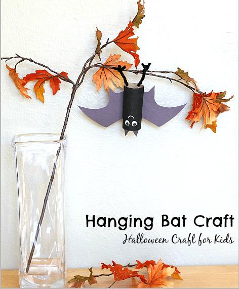 Hanging Bat decoration from Wonder Kids