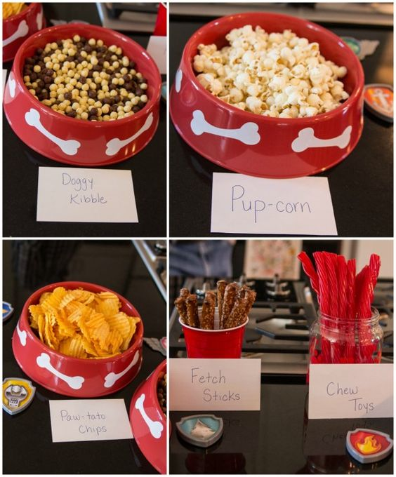 Party Food from Wonder Kids