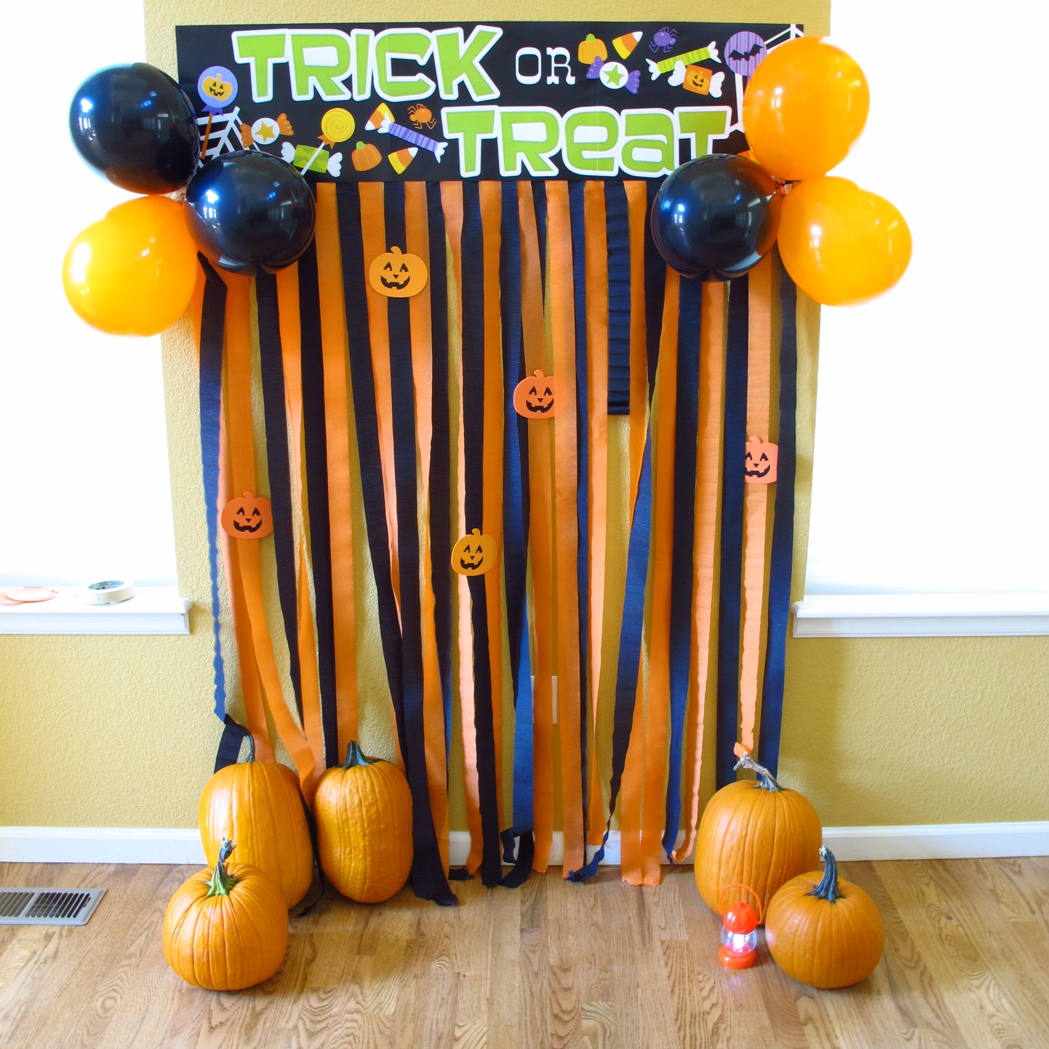 Fun party entrance