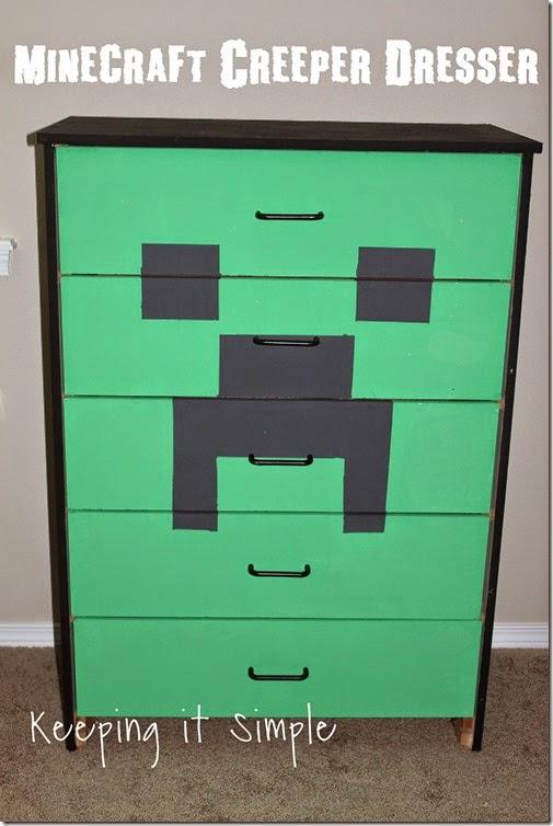 Minecraft Furniture Wonder Kids