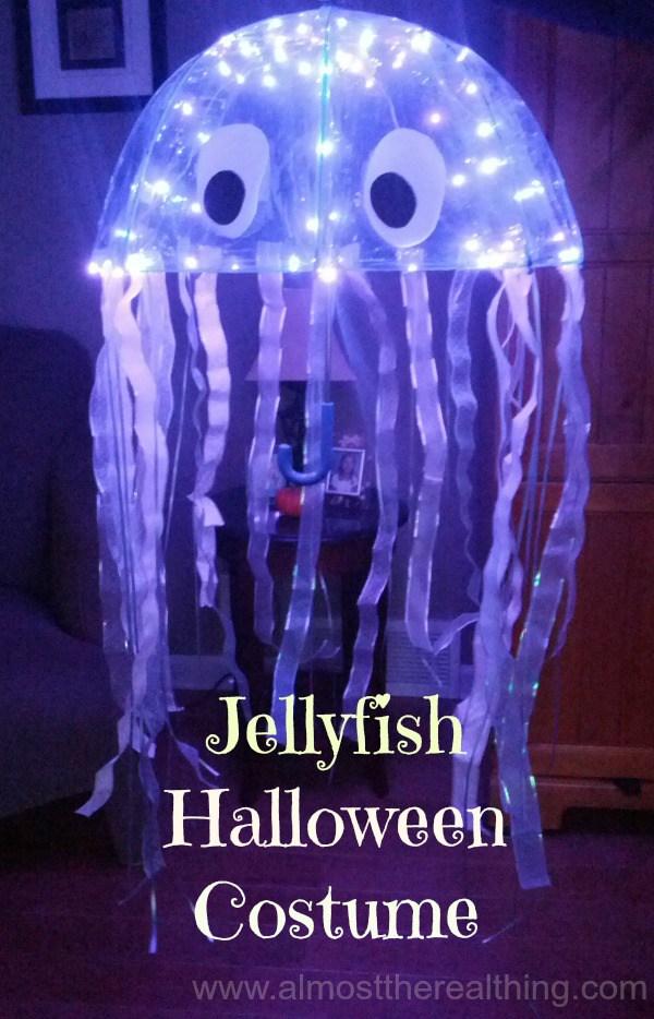 Jellyfish Costume Wonder Kids