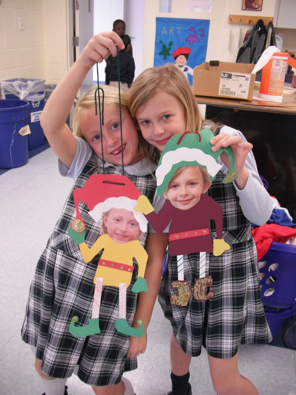 Elf yourself from Wonder Kids