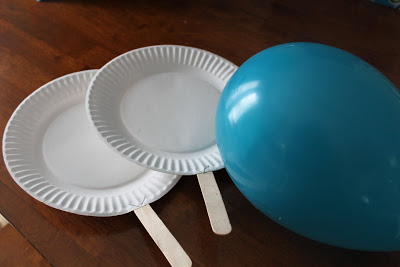 Balloon Ping Pong from Wonder Kids